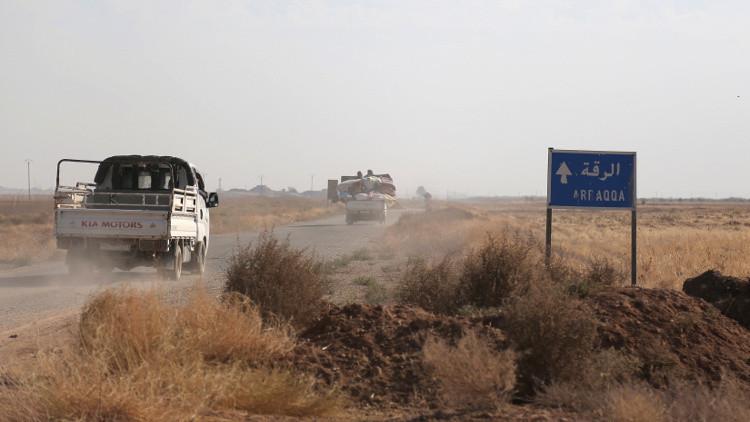 مقتل 23 مدنيا بغارات لمقاتلات يرجح أنها للتحالف الدولي في ريف الرقة