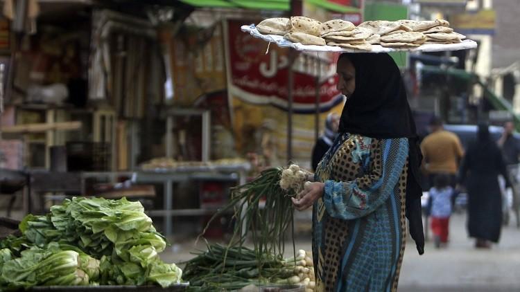 مصر.. التضخم عند أعلى مستوى منذ 30 عاما