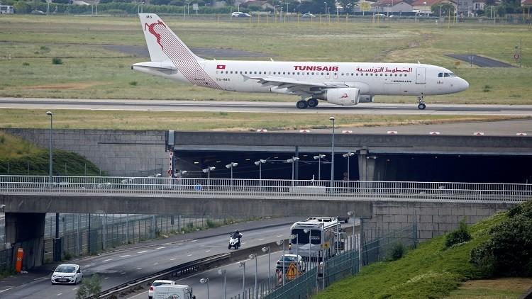 الخطوط التونسية تستأنف رحلاتها بعد تعليقها لساعات