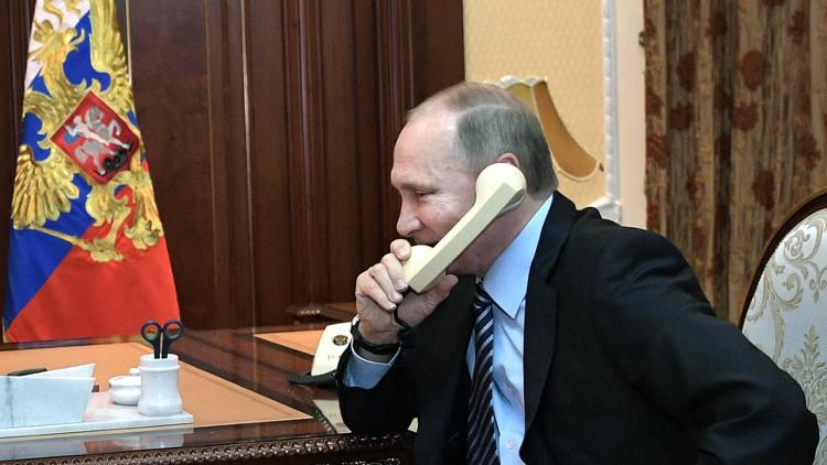 الكرملين يبحث بحقيقة تقارير ويكيليكس حول التنصت على بوتين!