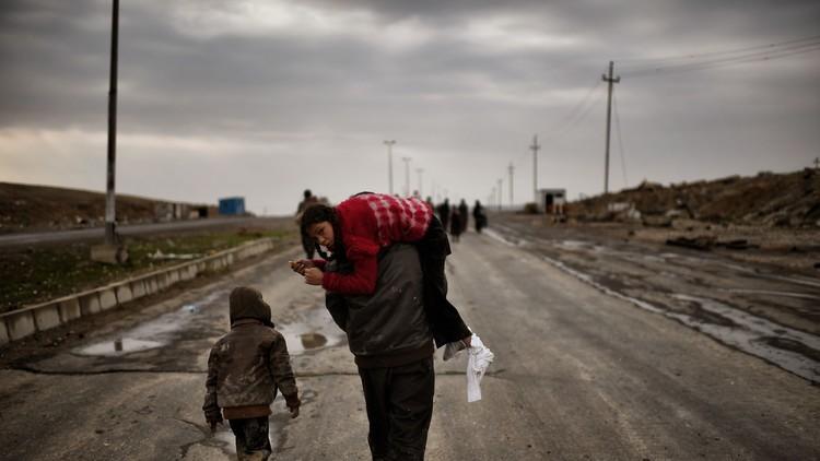 شهادات حية من الخطوط الأمامية لمعركة الموصل