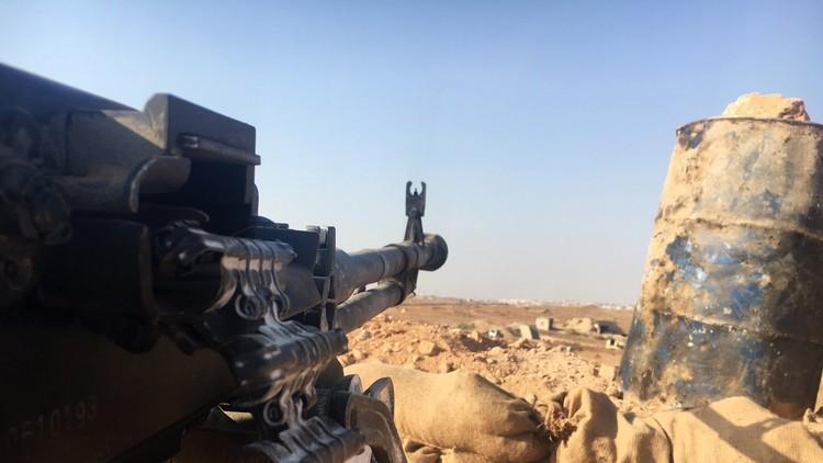 قائد عسكري: الجيش السوري يحرر مطار كشيش شرق حلب من قبضة