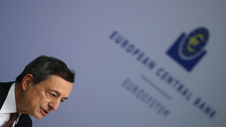 المركز الأوروبي يحافظ على سياسته النقدية