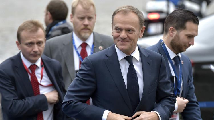 إعادة انتخاب دونالد توسك رئيسا للمجلس الأوروبي