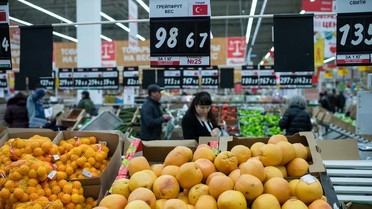 روسيا ترفع الحظر المفروض عن بعض المنتجات التركية