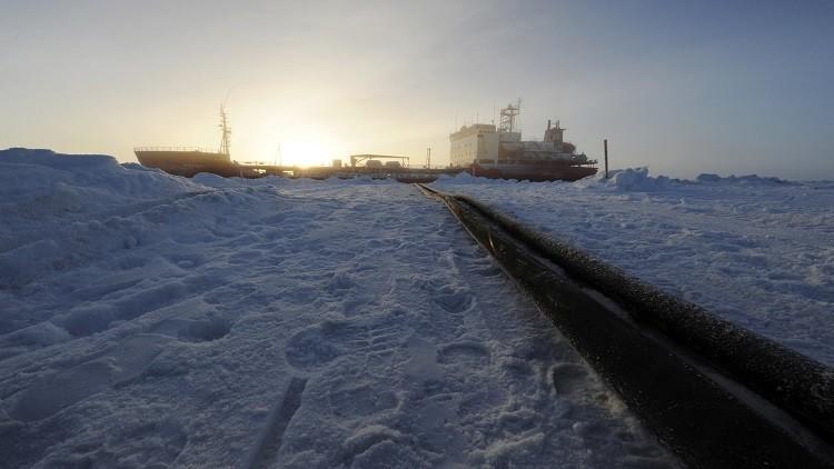 اكتشاف كميات هائلة من النفط في ألاسكا