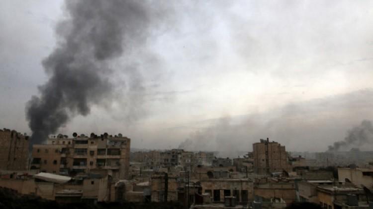 قتلى وجرحى جراء قصف جبهة النصرة على درعا