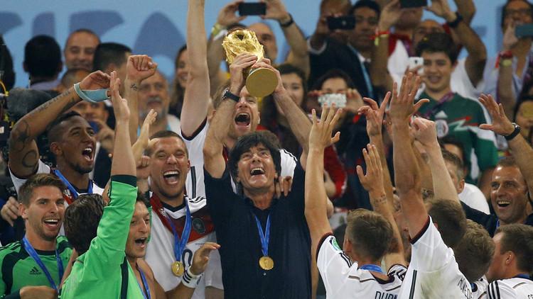 ألمانيا تواجه البرازيل وإٍسبانيا وديا العام القادم