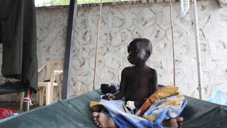 الأمم المتحدة: انتشار غير مسبوق للكوليرا في جنوب السودان