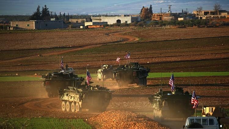 الأمريكيون ينقلون قواتهم إلى شمال سوريا