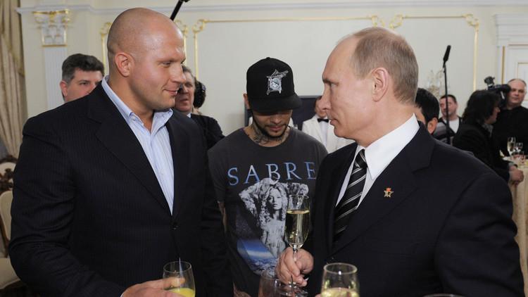 المقاتل الروسي يميليانينكو سيحضر نزالات خصمه المحتمل