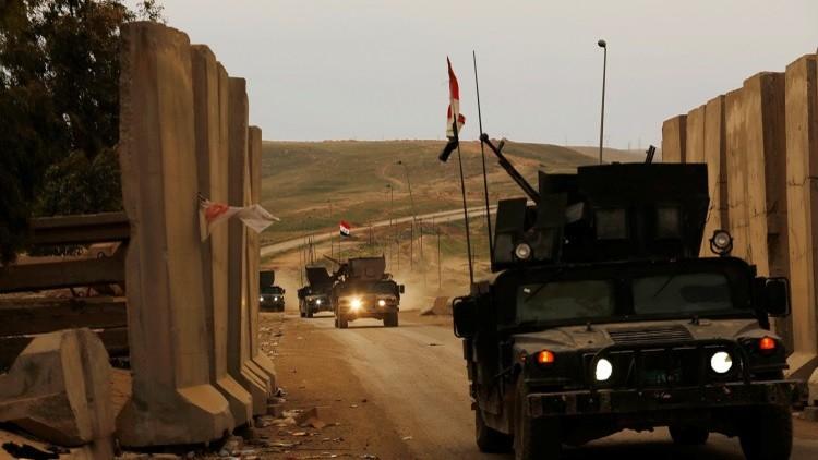 العثور على مقبرة جماعية تضم رفات 500 شخص في الموصل