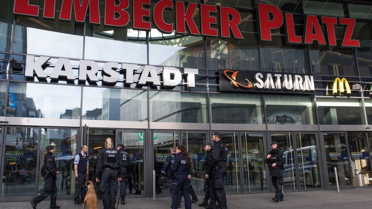 الشرطة الألمانية تحبط هجوما إرهابيا في مدينة إسن