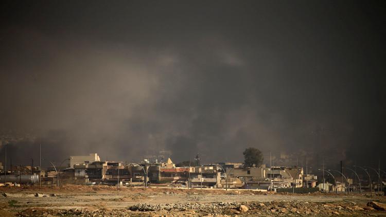 المعارك في الموصل تجبر داعش على الإفراج عن عشرات المحتجزين