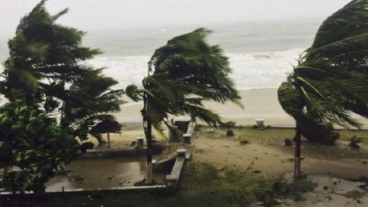 ارتفاع حصيلة قتلى إعصار