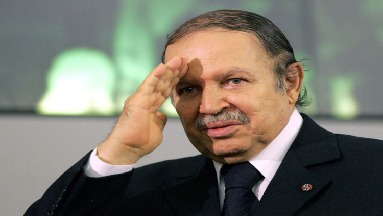 الحزب الحاكم في الجزائر : من حق الرئيس بوتفليقة الخلود الى الراحة