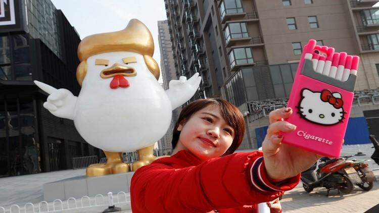 الصين تشرع أبوابها لأعمال عائلة ترامب التجارية