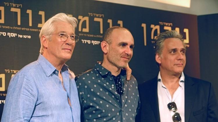 ريتشارد غير يدعو لإنهاء الإحتلال ويصف الاستيطان الإسرائيلي بالاستفزاز السخيف
