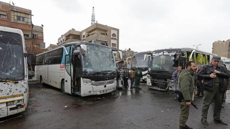 في خطوة غير مسبوقة.. أنقرة تنضم لإدانات دولية لتفجيري دمشق