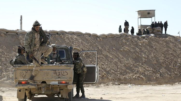 الكرد يوعَدون بدعم سياسي مقابل الرقة