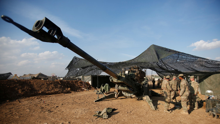 البنتاغون.. طريقة فريدة لإمداد القوات الأمريكية  في الجبهات!