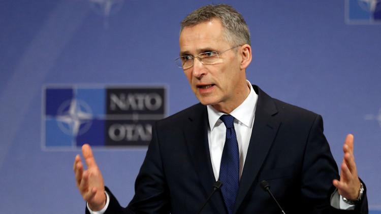 ستولتنبيرغ: نحاول إجراء الحوار البناء مع روسيا
