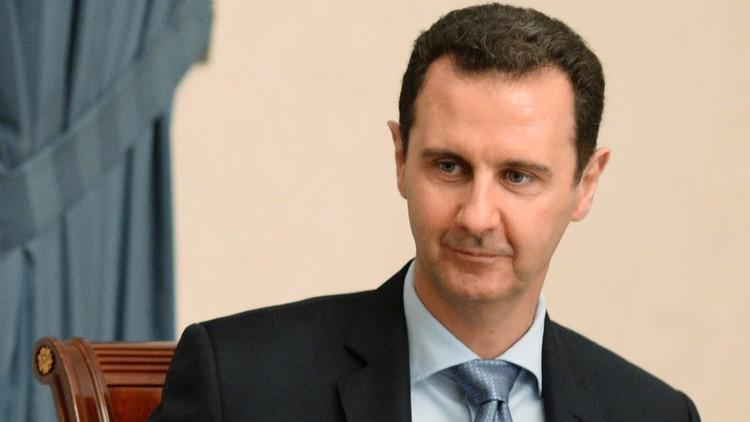 الأسد عن أدوار الدول الأجنبية في سوريا