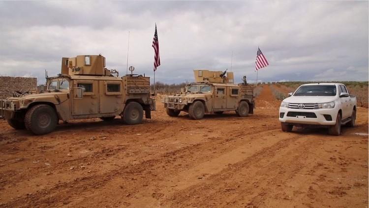 قوات المارينز الأمريكية تصل إلى الحسكة شمال سوريا
