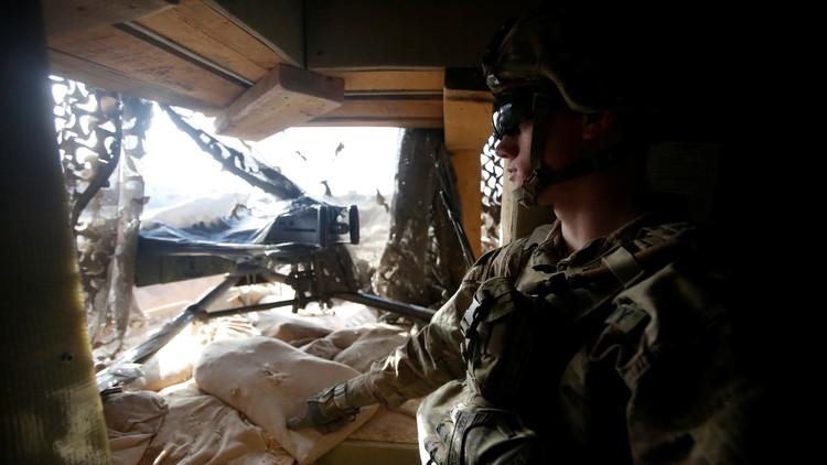 البنتاغون لا يؤكد ولا ينفي إرسال 2000 عسكري أمريكي إلى غرب العراق