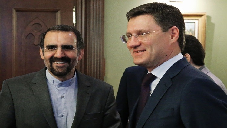 تنفيذ مشاريع بين طهران وموسكو بـ10 مليارات دولار