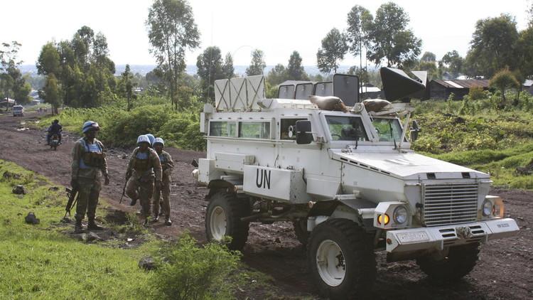قوة حفظ السلام بالكونغو تبحث عن موظفين أمميين بعد خطفهما