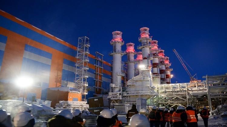 ارتفاع إيرادات روسيا من الغاز في شهر واحد إلى 3.5 مليار دولار