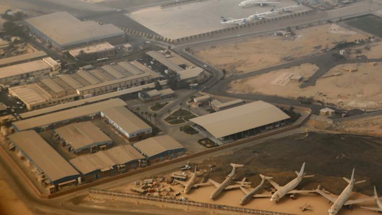 حالة طوارئ في مطار القاهرة بسبب نصف طن من الذهب!