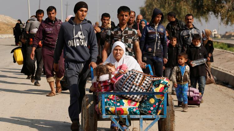 زاخاروفا: وسائل الإعلام العالمية تخدعنا بشأن الموصل