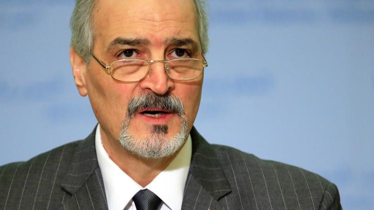 الجعفري: نسعى في أستانا إلى إجراء مباحثات مع روسيا وإيران قبل كل شيء