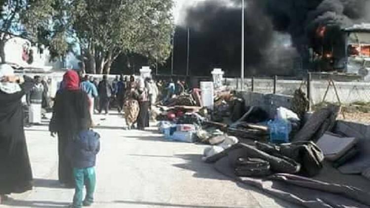 بالفيديو.. اشتباكات عنيفة داخل العاصمة الليبية طرابلس