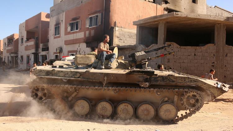 الجيش الوطني الليبي يحكم سيطرته الكاملة على الهلال النفطي