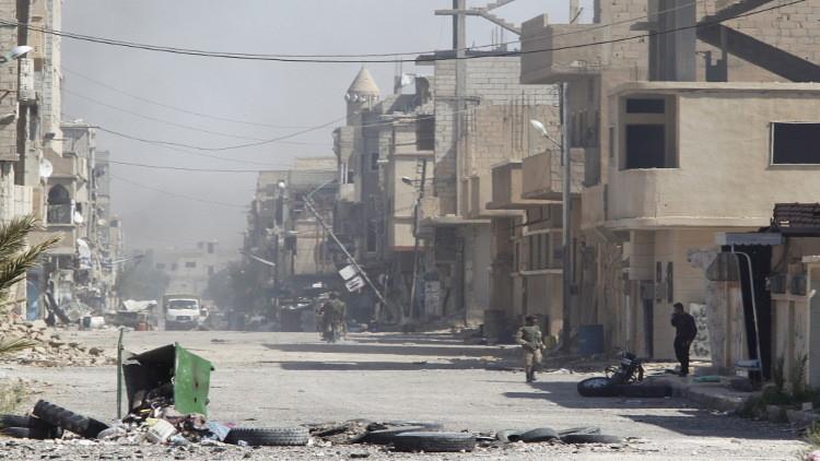 قتيل وجرحى بتفجير في وادي الذهب بمحافظة حمص السورية