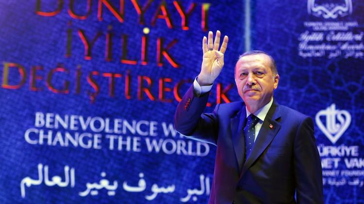 أردوغان يتوعد هولندا ويتدخل في الانتخابات الأوروبية!