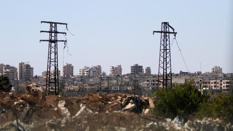 بدء خروج مسلحي المعارضة من حي الوعر بحمص السبت المقبل