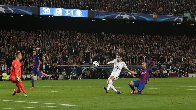 سان جيرمان يصدم برشلونة بخطوة مفاجئة!