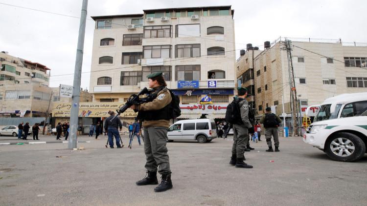 إسرائيل تغلق مكتبا فلسطينيا للخرائط في القدس