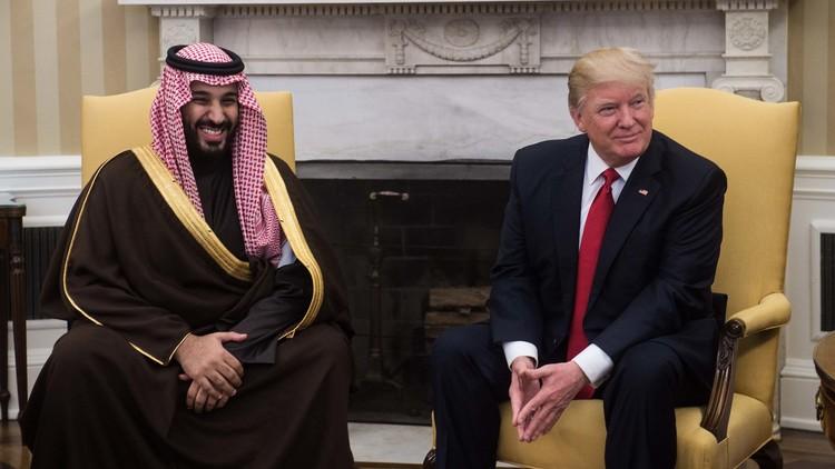 محمد بن سلمان يكشف لترامب عن مخطط إرهابي لاستهداف الولايات المتحدة
