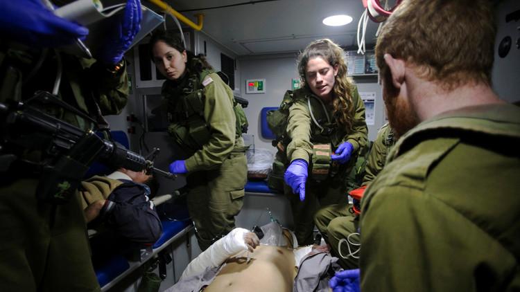 الجيش الإسرائيلي: عالجنا أكثر من 2600  جريح سوري