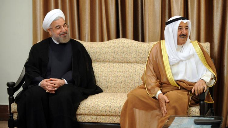 إيران ترد على رسالة الكويت الخليجية.. وبوادر مبشرة لانفراج الأزمة