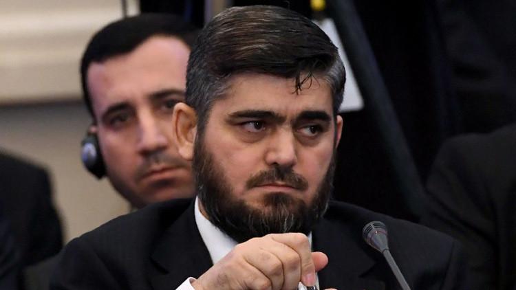 علوش يحمّل دمشق مسؤولية تعثر مفاوضات أستانا