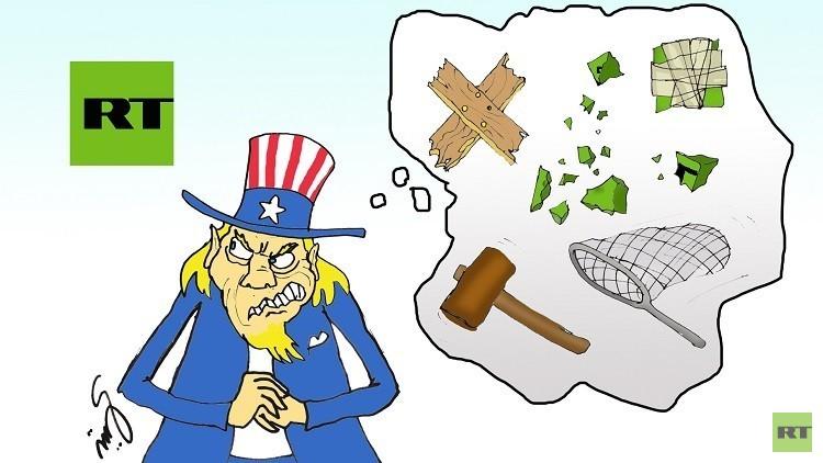 سيمونيان ترى في مشروع قانون أمريكي للتضييق على RT شبهة مكارثية!
