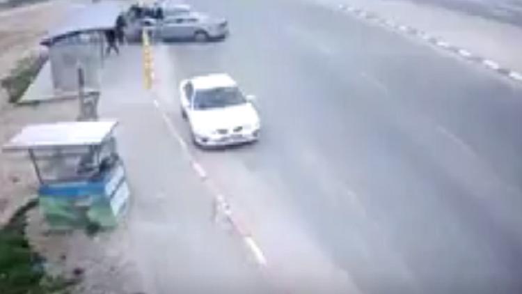 شاهد بالفيديو.. لحظة دهس إسرائيليين
