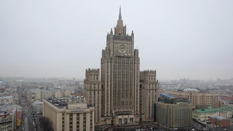 موسكو تدين التفجيرات الإرهابية في دمشق