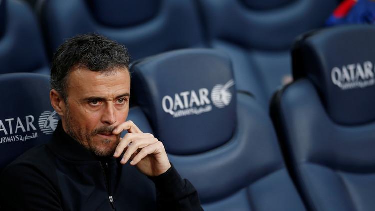 برشلونة يقترب من حسم خليفة لويس إنريكي